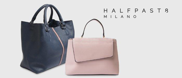 HALFPAST8® borse primavera/estate