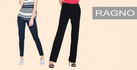 Ragno pantaloni donna