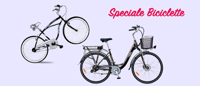 Speciale Biciclette e Bici Elettriche