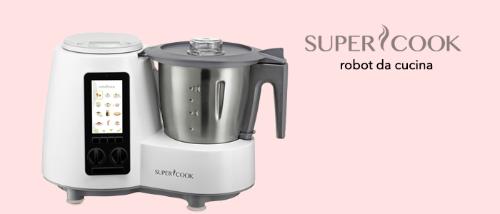 Supercook SC110 robot