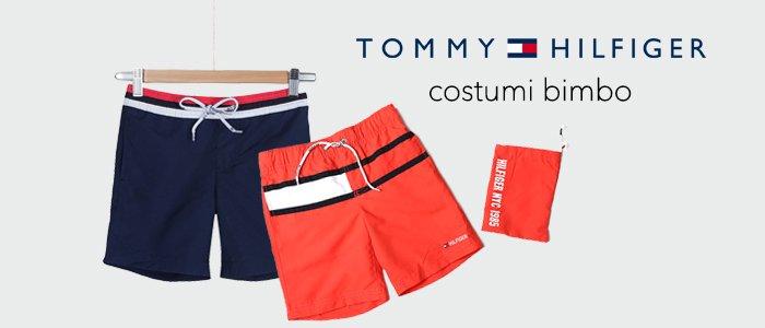 Tommy Hilfiger costumi bimbo
