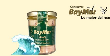 BayMar bonito all'olio d'oliva 180g