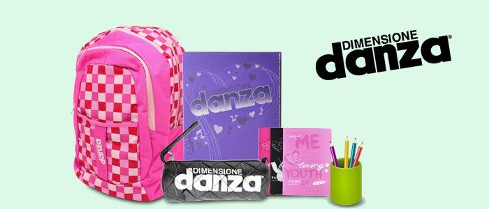 Speciale cartoleria: Dimensione Danza