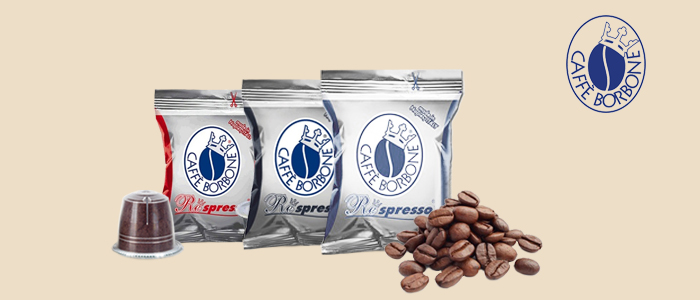 Caffè Borbone: Capsule Compatibili Nespresso