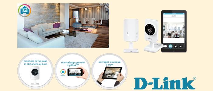 D-Link: MyDlink Home Monitor HD DSC-935L