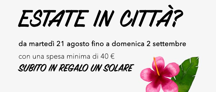 Estate in città? Buy&Benefit ti fa un Regalo!