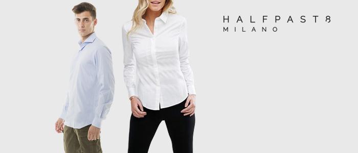 HALFPAST8 Camicie Uomo e Donna