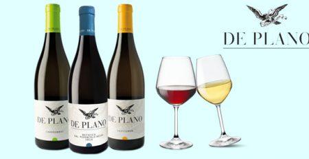 Vini De Plano Chardonnay, Sauvignon e Refosco