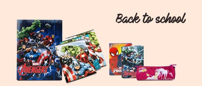 Back to School: speciale cartoleria