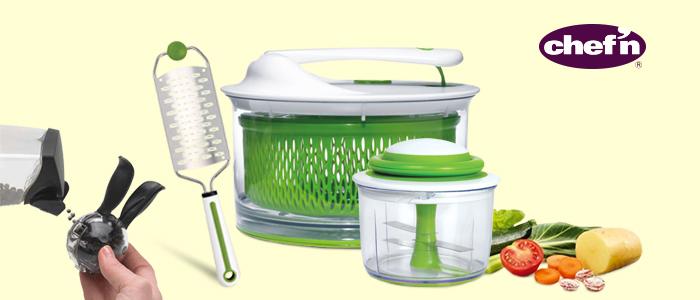Chef'N utensili e accessori da cucina