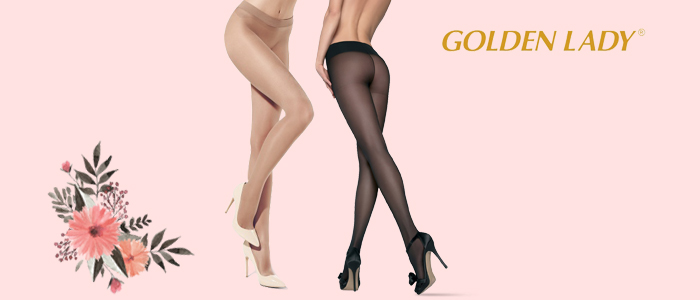 Golden Lady Collant Feel Nude 20den