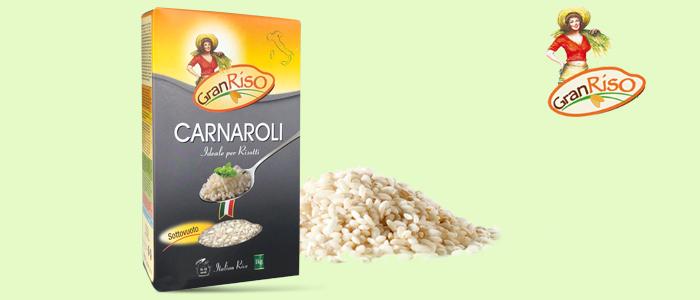GranRiso: Riso Carnaroli 1kg