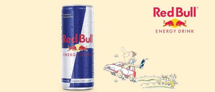 Promozione Red Bull: Energy Drink 250ml