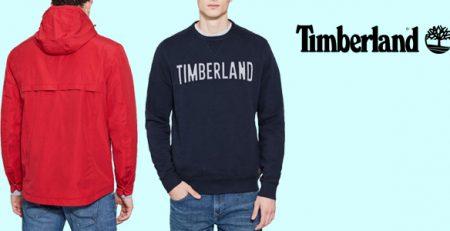 Timberland abbigliamento uomo Autunno/Inverno