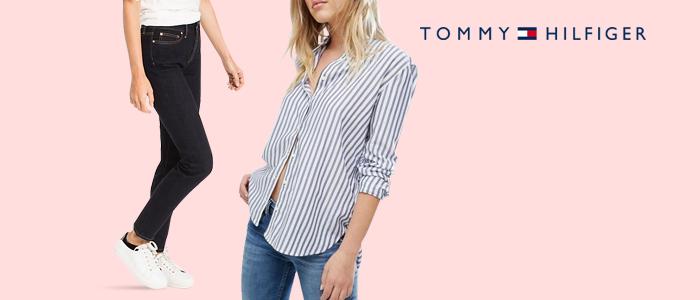 Tommy Hilfiger abbigliamento donna