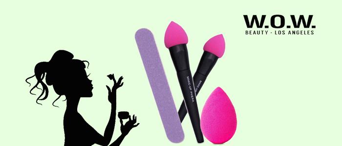 W.O.W. Beauty make-up e accessori