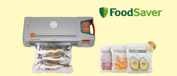 FoodSaver Sistema Sigillatura