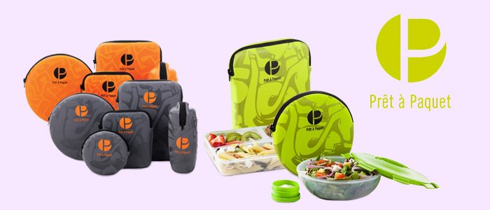 Prêt à Paquet Lunch Box