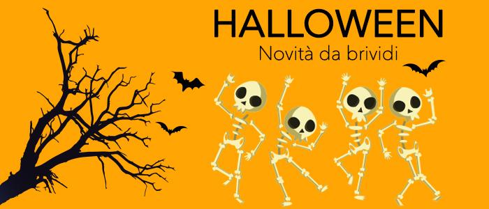 Speciale Halloween: caramelle e accessori per feste