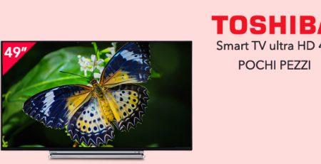 """TV Toshiba 49"""" 49V6763DA Ultra HD 4K"""
