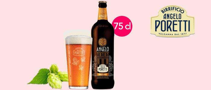 Angelo Poretti Birra Pale Ale 75cl
