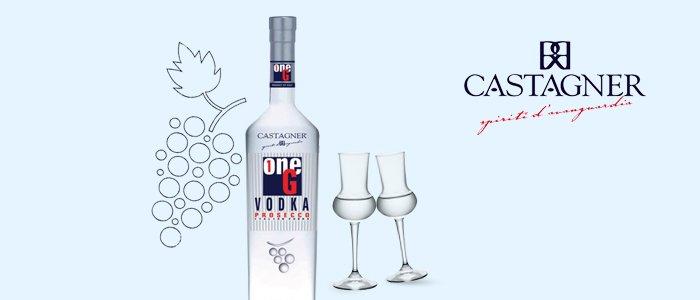 Castagner: Vodka di Prosecco