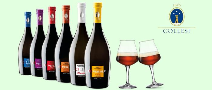 Collesi: birra artigianale 75cl