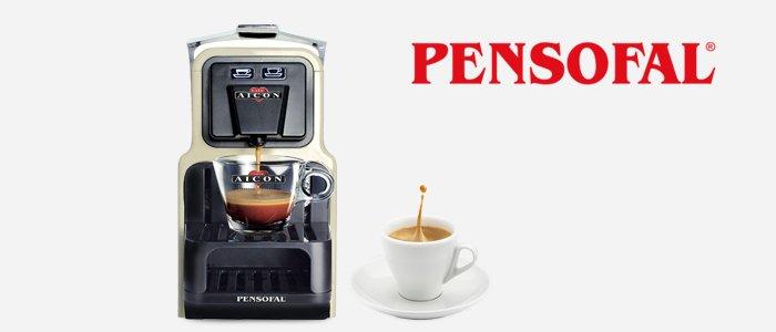 Pensofal Aicon: Macchina del Caffè Compatibile Nespresso