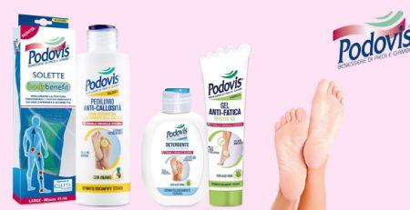 Podovis il benessere di piedi e gambe