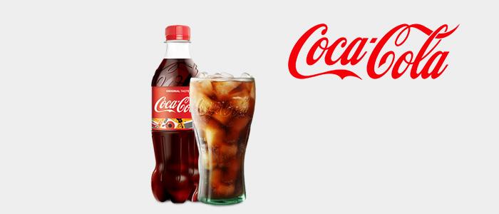 Promozione Coca-Cola: 24x450ml