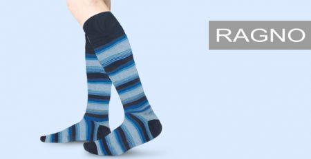 Ragno calze uomo caldo cotone e filo di scozia
