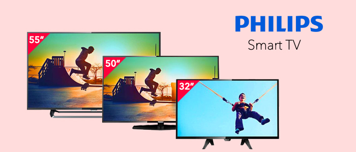 Philips TV e Smart TV