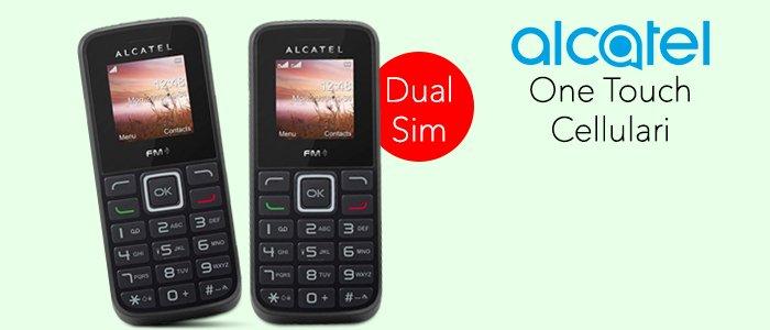 Alcatel One Touch cellulari