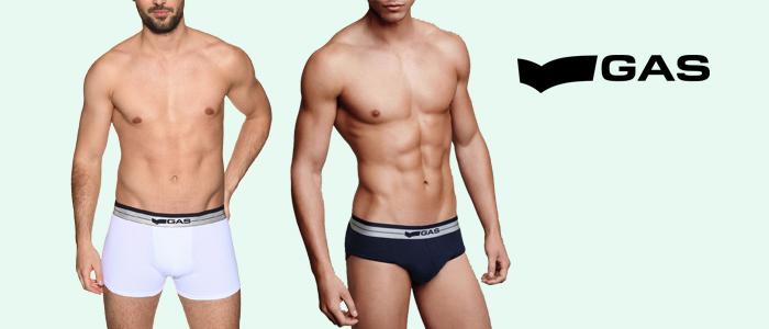 GAS Underwear Boxer e Slip