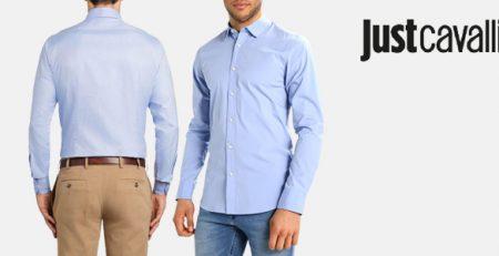 Just Cavalli: camicie uomo slim fit