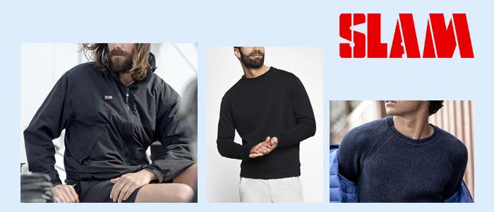 Slam: Abbigliamento casual & sportswear uomo