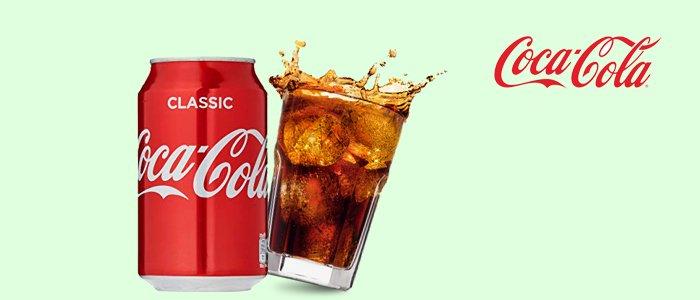 Coca-Cola gusto classico: 24x33cl