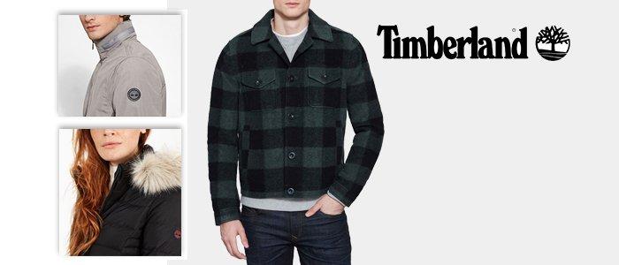 Timberland abbigliamento uomo/donna