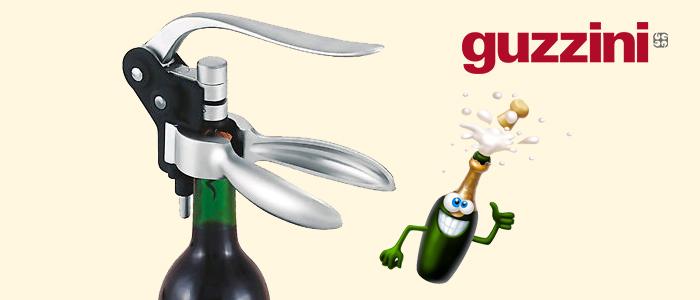 Apribottiglie Professionale by Guzzini