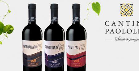 Cantine PaoloLeo: Primitivo, Negroamaro e Chardonnay