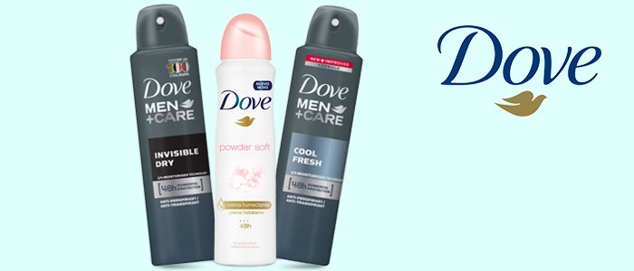 Dove Deodoranti antitraspiranti spray