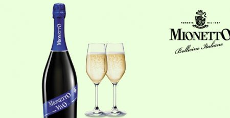 Mionetto Vivo: spumante Extra Dry