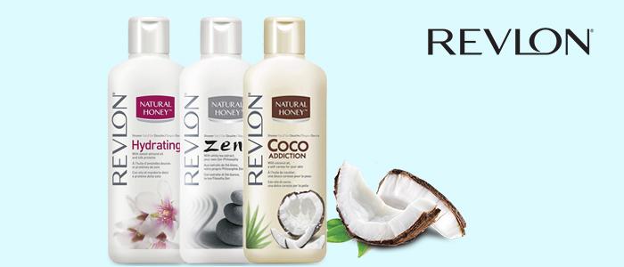 Revlon Natural Honey Shower Gel