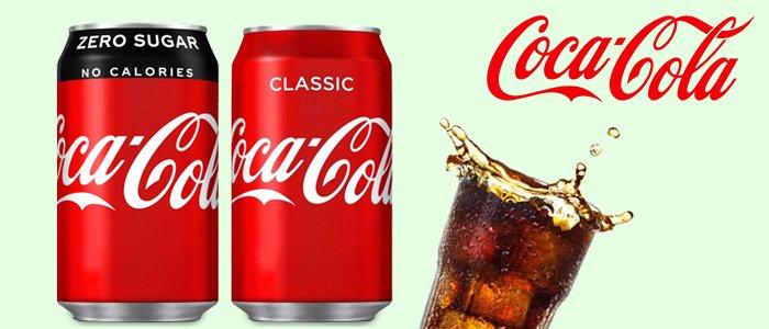 Coca-Cola 24x33cl: gusto Classico e Zero