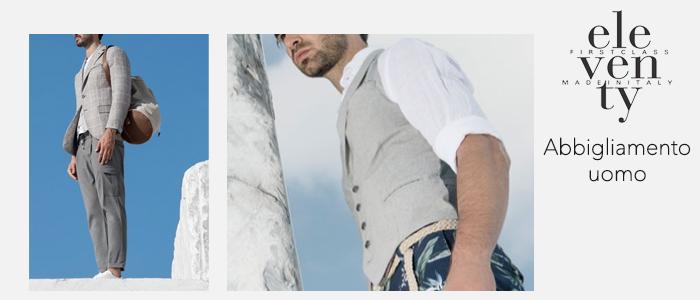 Eleventy abbigliamento e accessori uomo