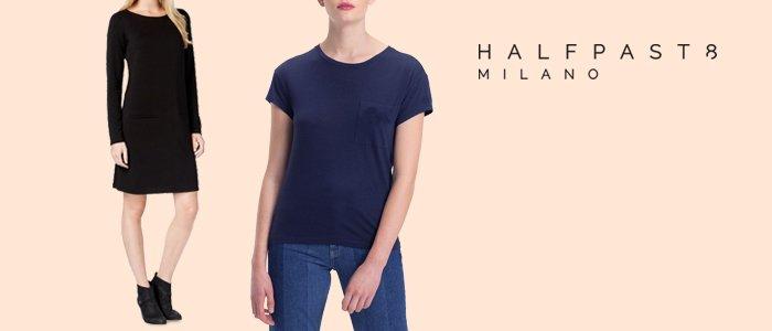 HALFPAST8® abbigliamento donna primavera/estate 2019
