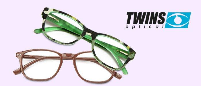 Twins Optical occhiali graduati da lettura