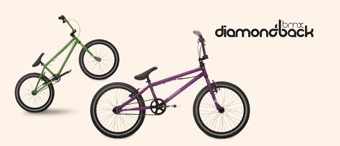 BMX DiamonDBack: offerta Shock