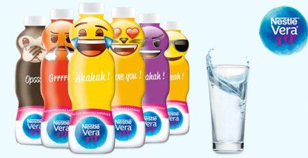 Nestlé Vera Acqua Emoji
