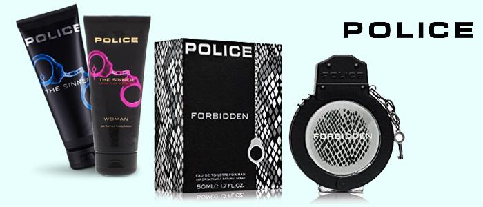 Police: Body Lotion e Profumi
